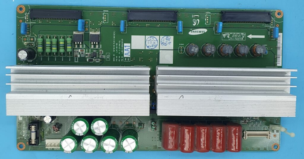 LJ92-01489A Samsung Z-SUS