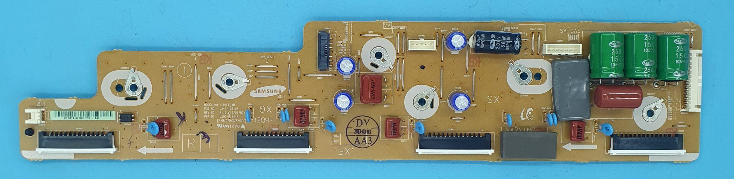 LJ92-01941A Samsung Z-SUS (KDV DAHİL = 100 TL)