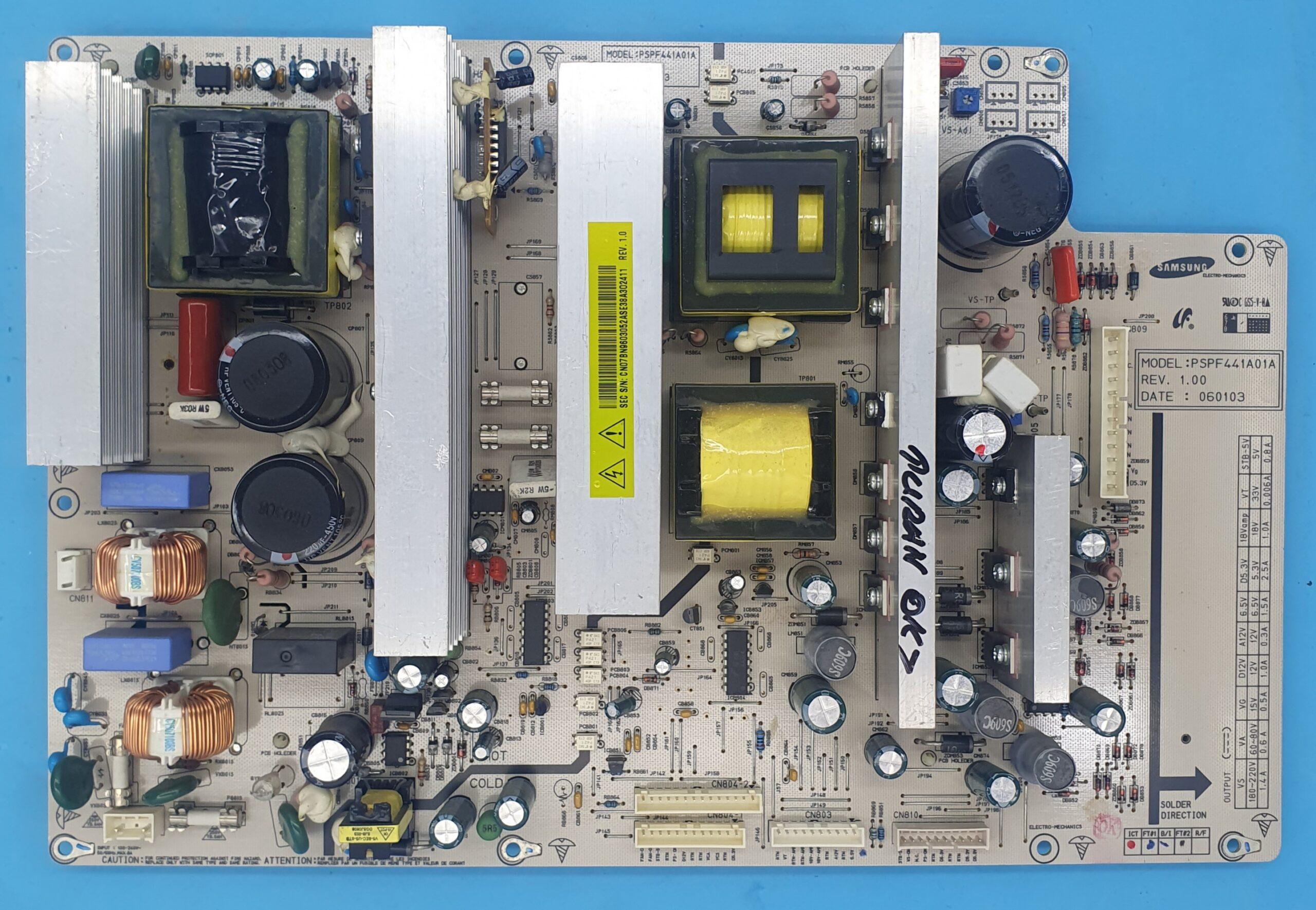 PSPF441A01A Samsung Power (KDV DAHİL = 200 TL)
