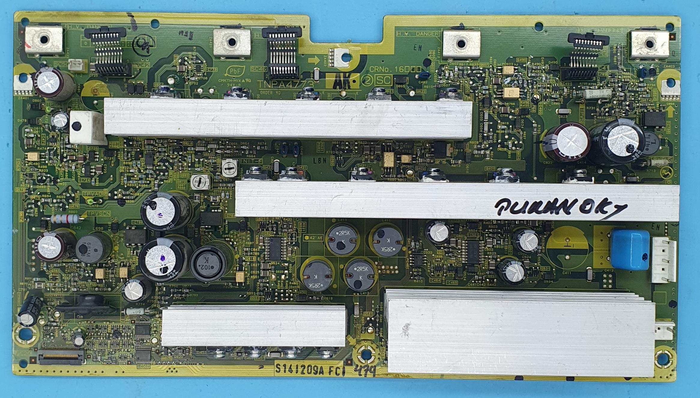 TNPA4773-2 Panasonic Y-SUS (KDV DAHİL = 150 TL)