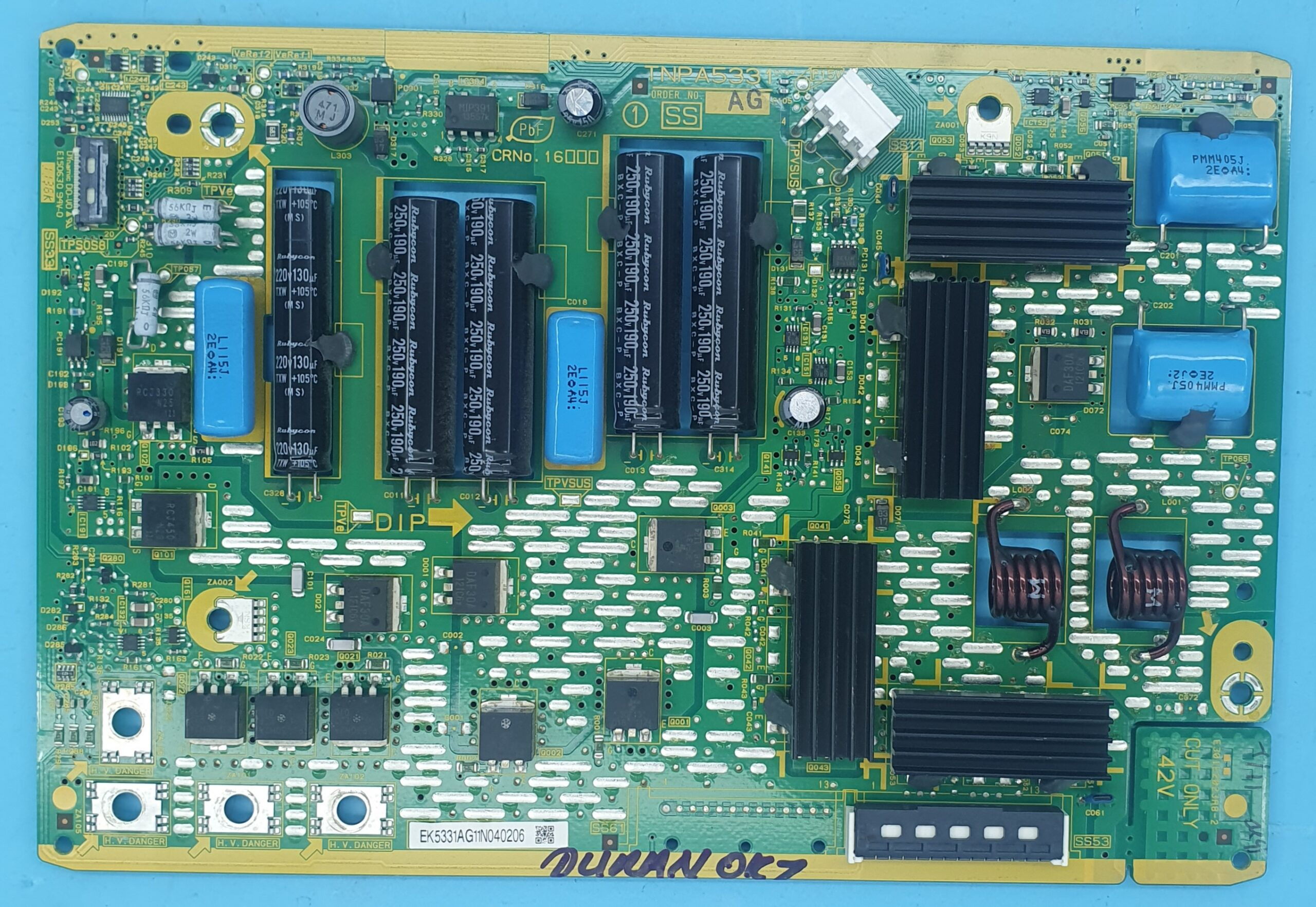TNPA5331 Panasonic Z-SUS (KDV DAHİL = 130 TL)