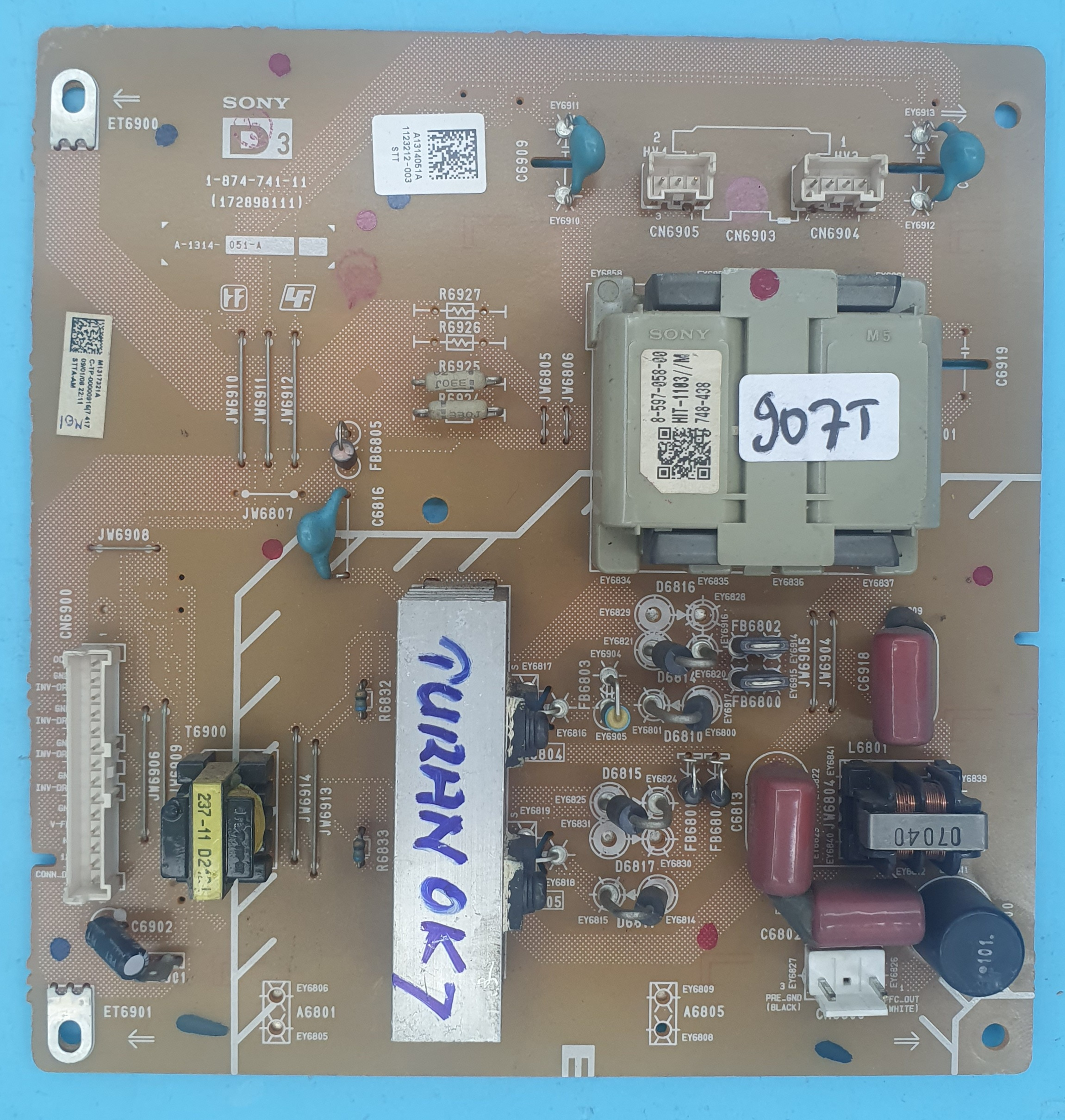 1-874-741-11 SONY POWER (KDV DAHİL = 118 TL)