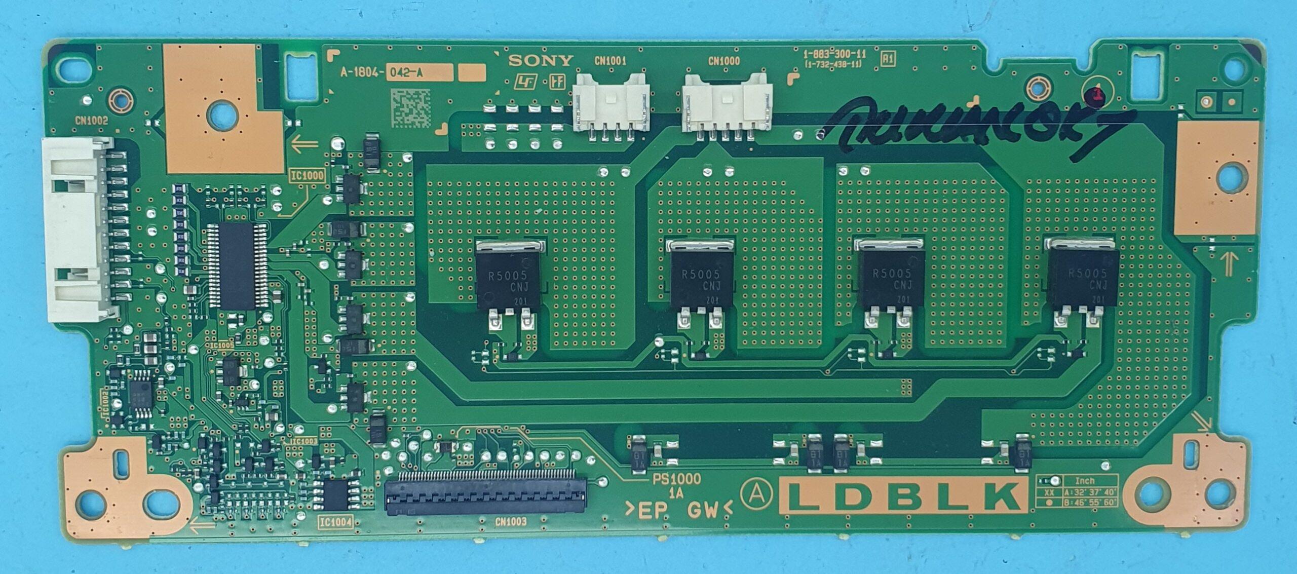 1-883-300-11 SONY LED DRİVER (KDV DAHİL = 118 TL)