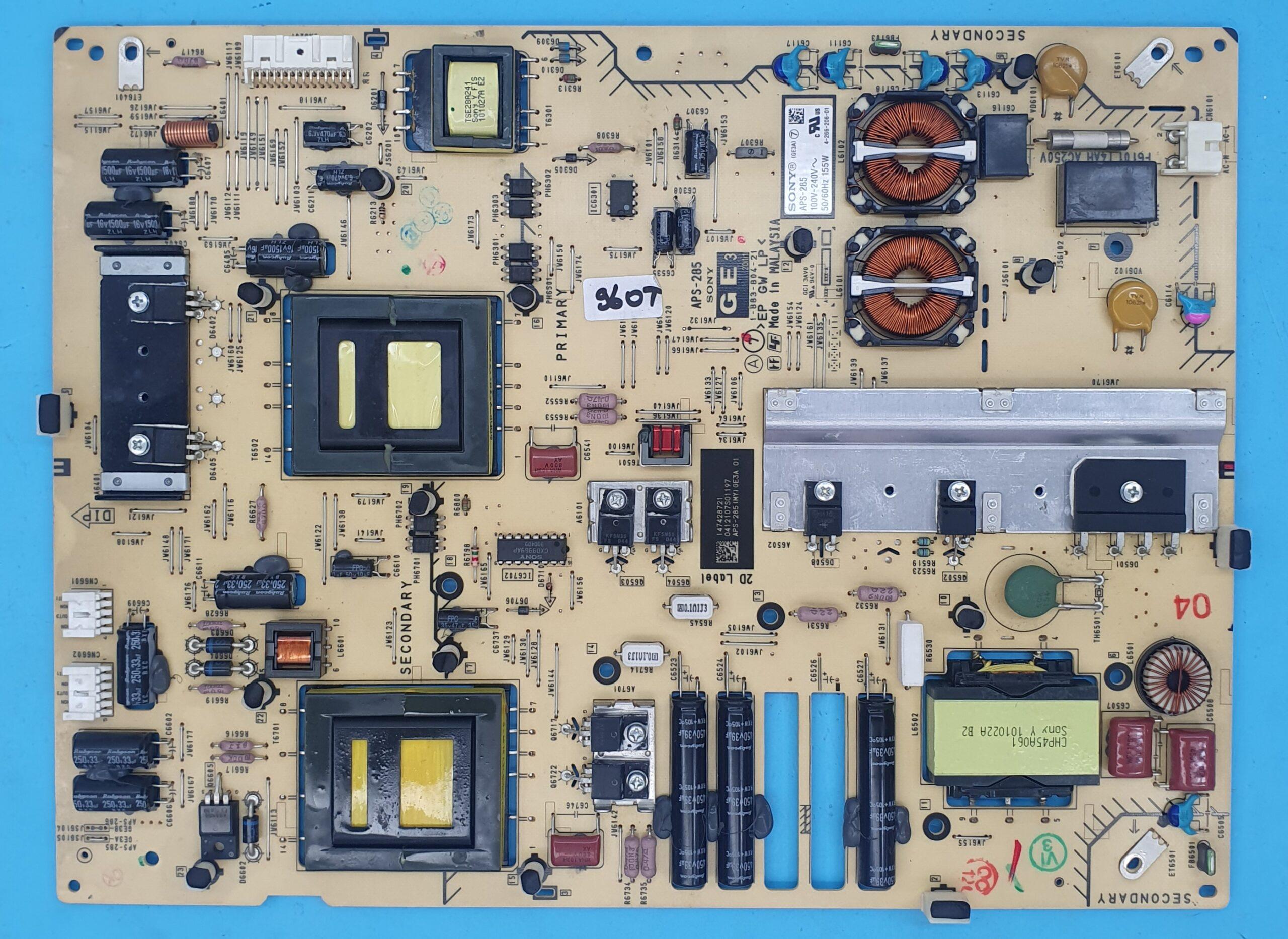 1-883-804-21,APS-285 SONY Power (KDV DAHİL = 236 TL)