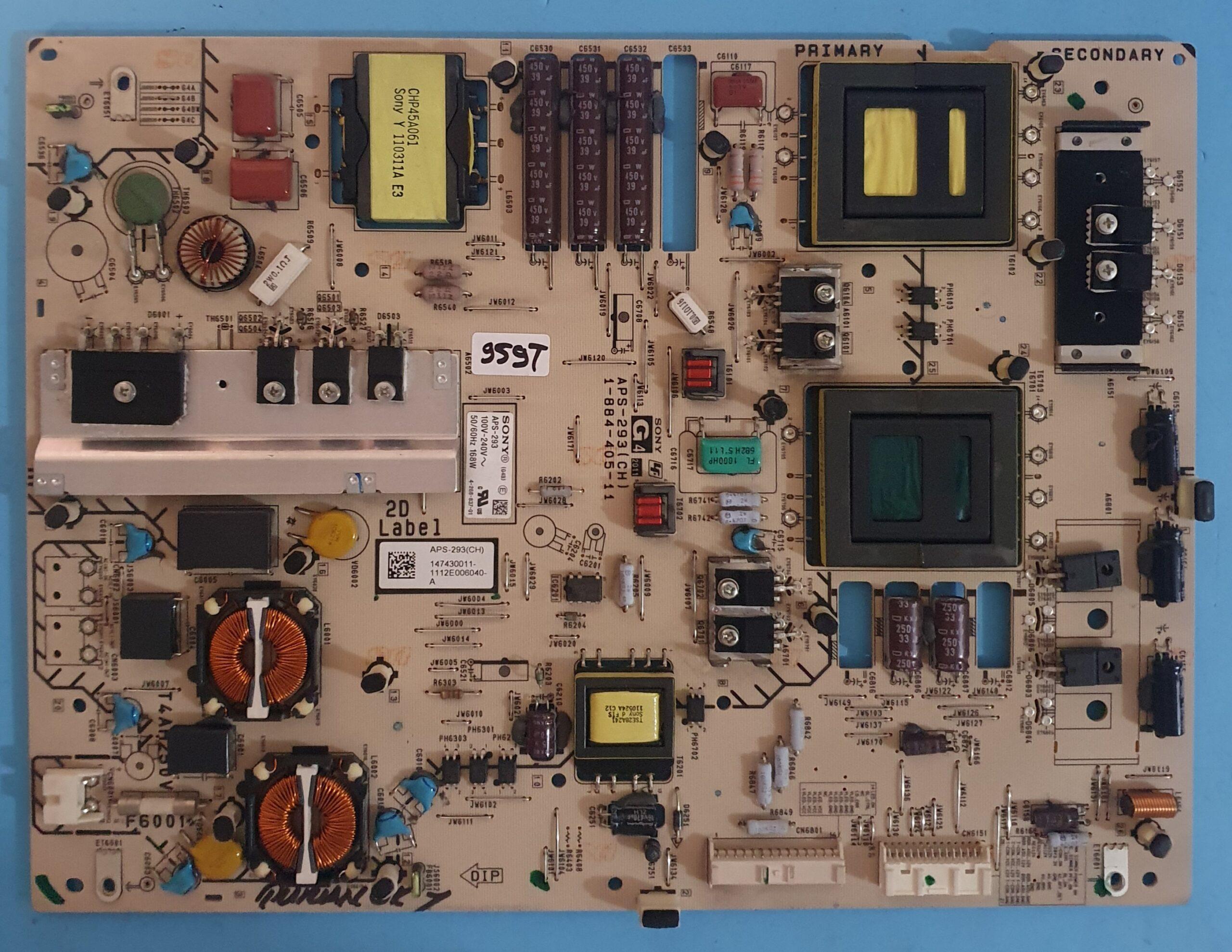 1-884-405-11,APS-293 SONY Power (KDV DAHİL = 295 TL)