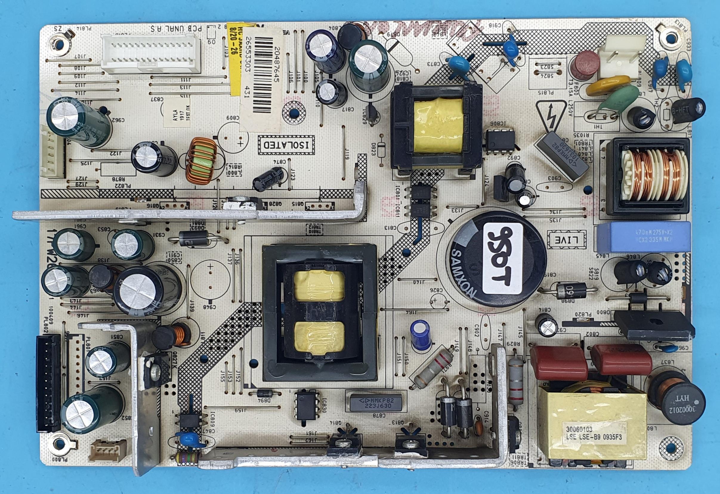 17PW26-4,20487645 VESTEL Power (KDV DAHİL = 118 TL)