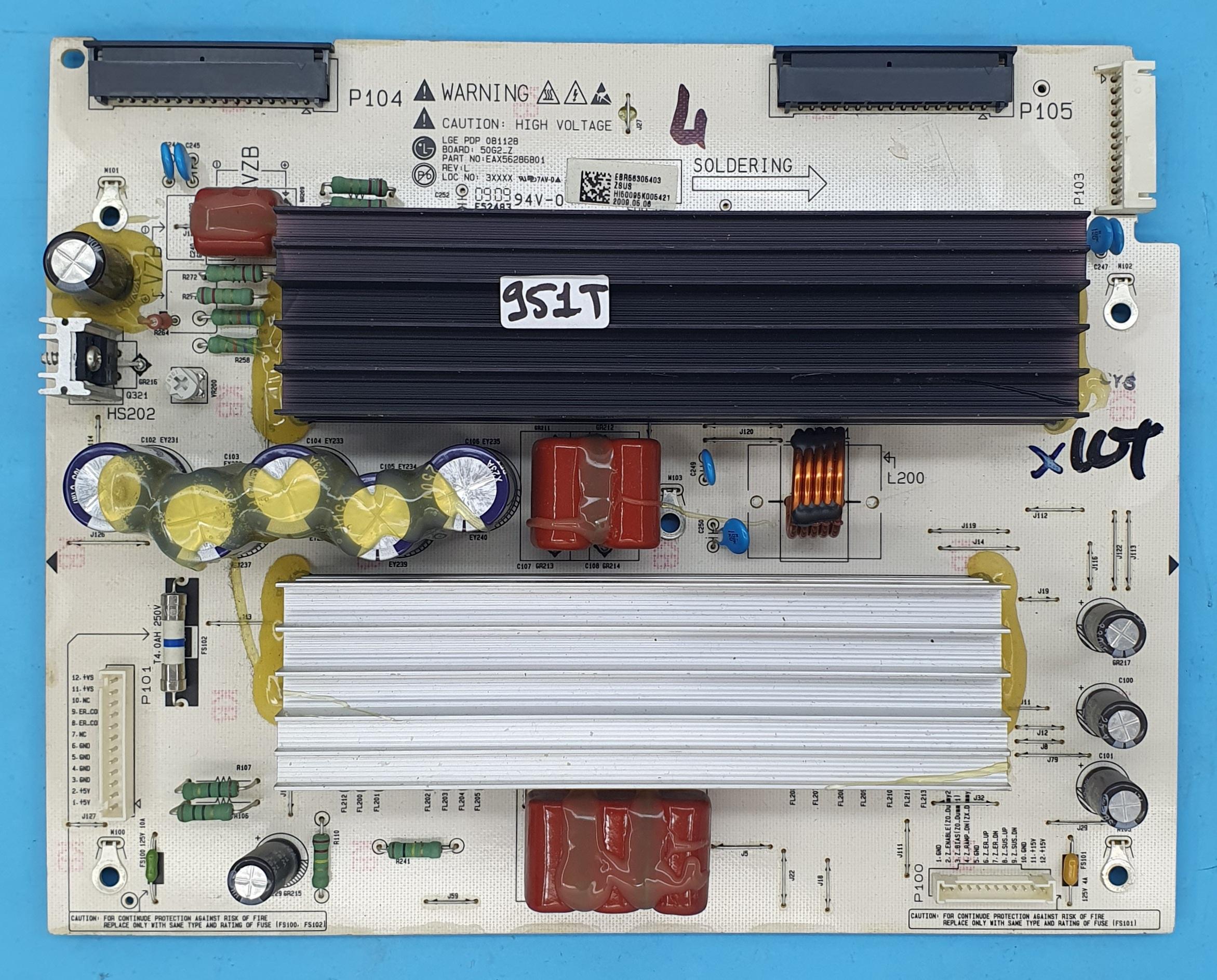 EAX56286801-50G2_Z LG Z-SUS  (KDV DAHİL = 118 TL)