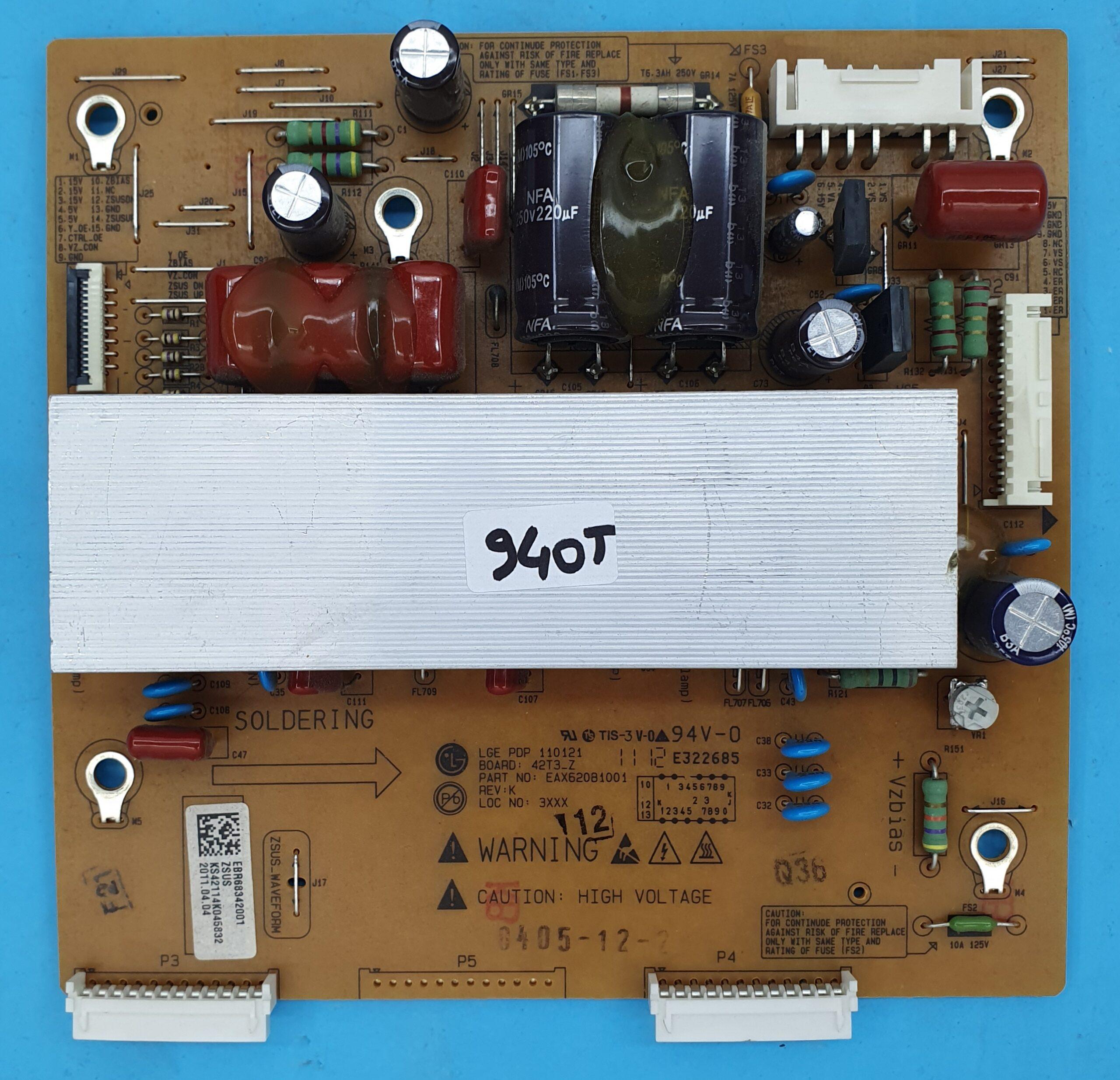 EAX62081001 LG Z-SUS (KDV DAHİL = 118 TL)