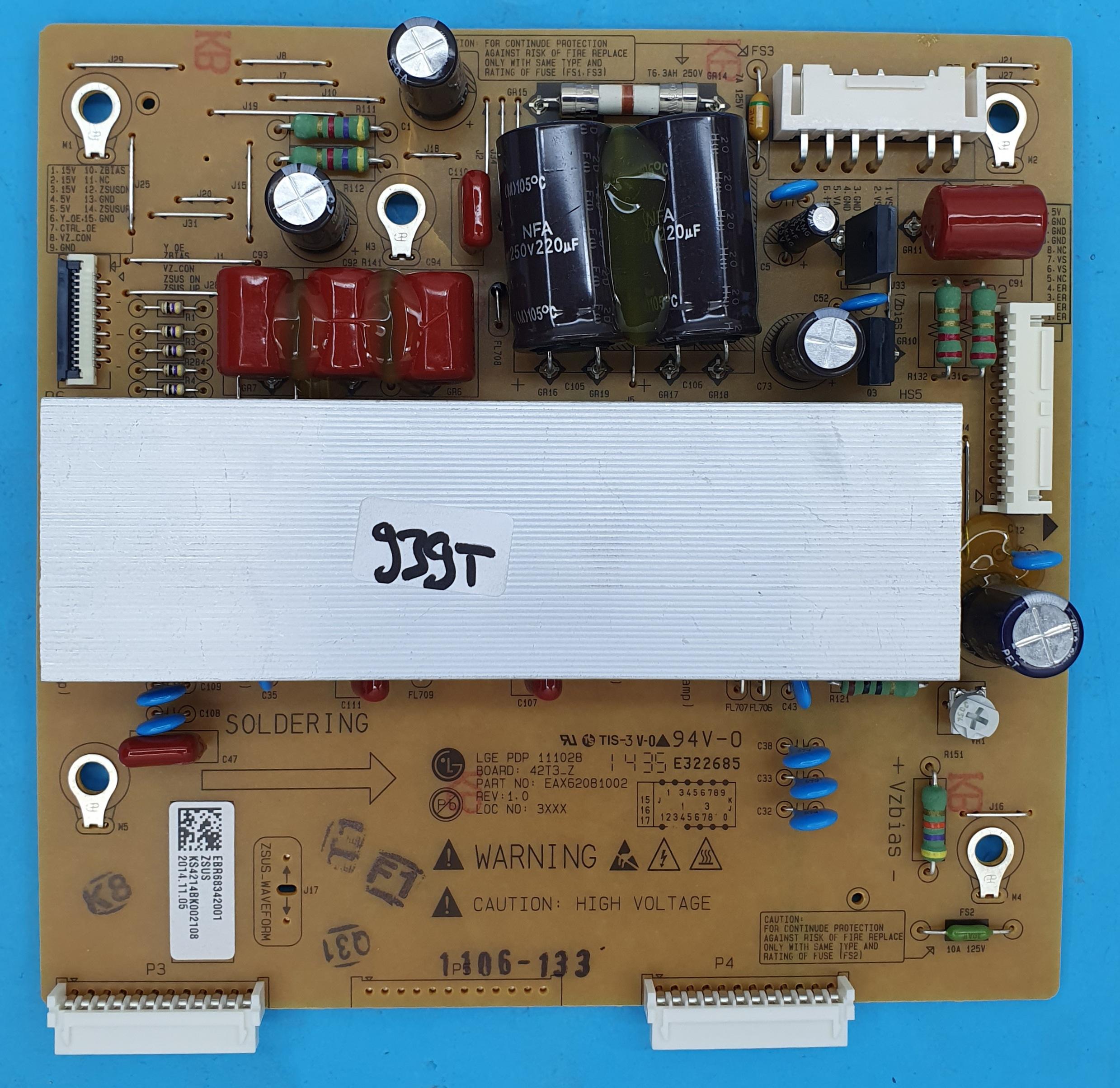 EAX62081002 LG Z-SUS (KDV DAHİL = 118 TL)