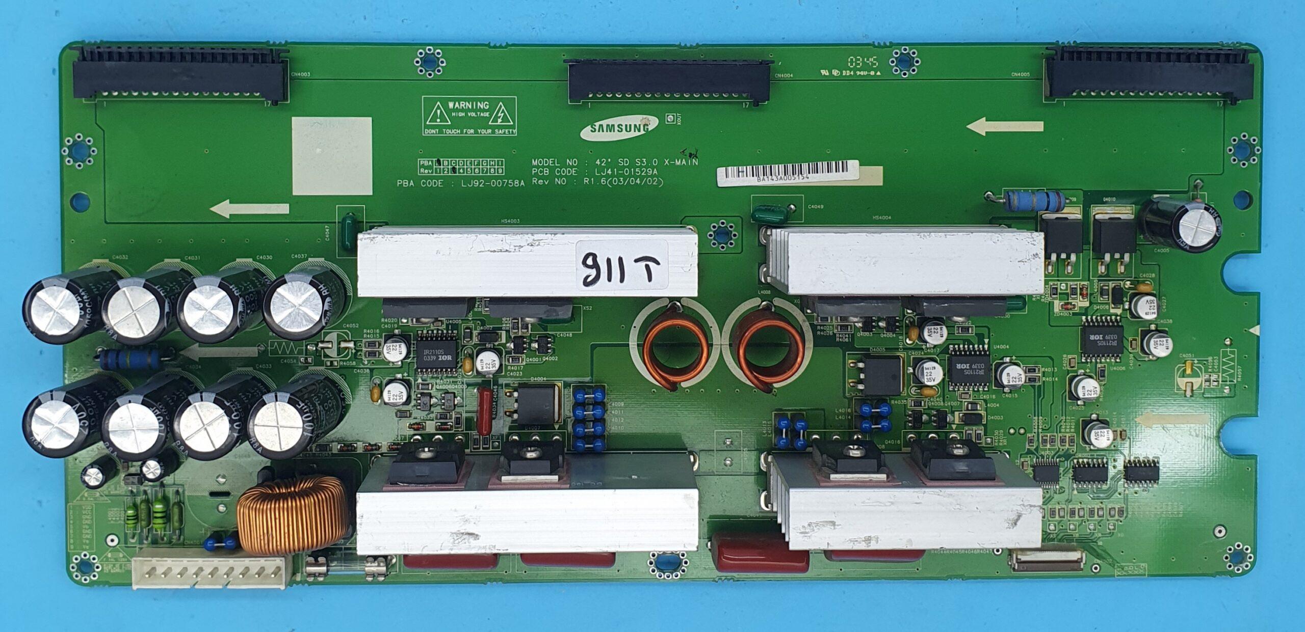 LJ41-01529A SAMSUNG X-SUS (KDV DAHİL = 150 TL)