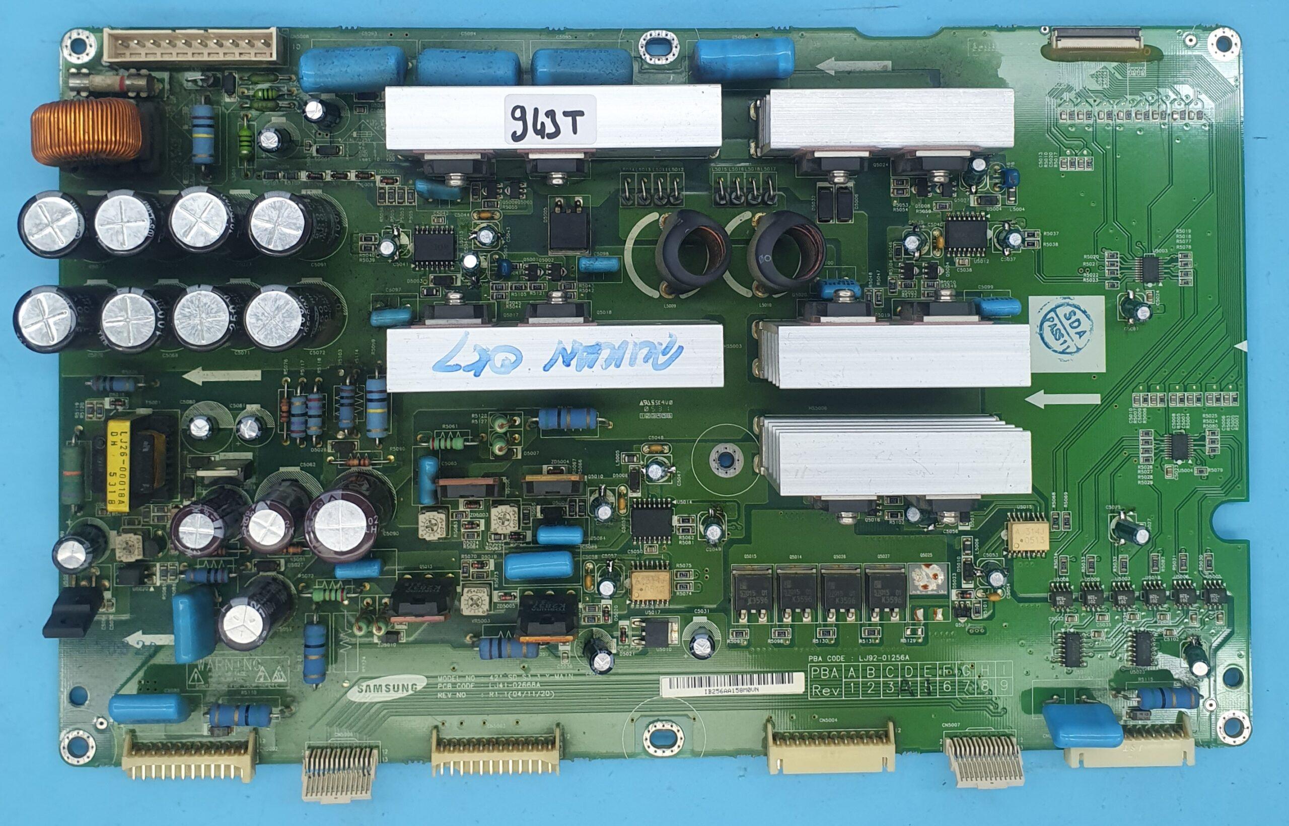 LJ41-02668A,LJ92-01256A SAMSUNG Y-SUS (KDV DAHİL = 118 TL)