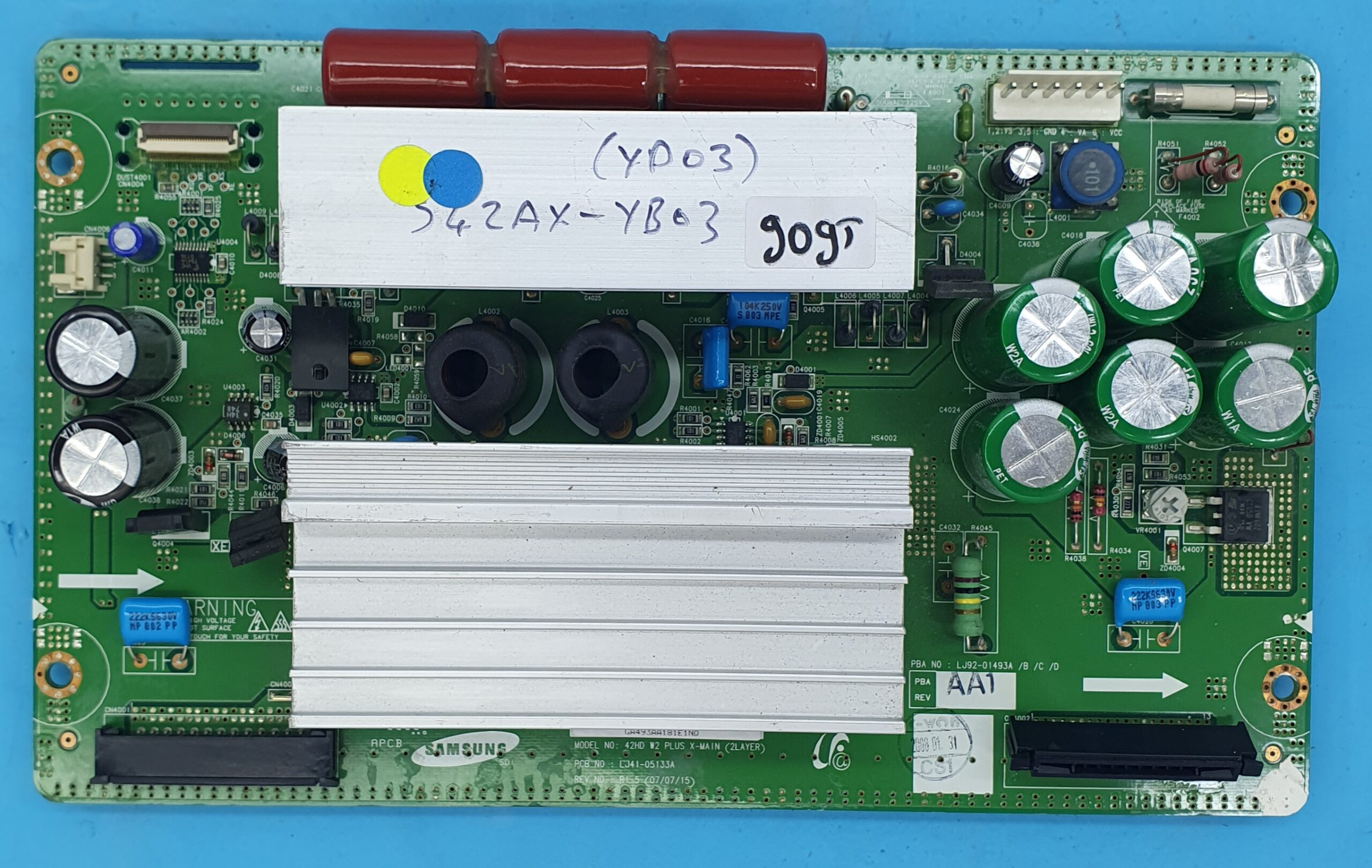 LJ41-05133A SAMSUNG Z-SUS (KDV DAHİL = 118 TL)