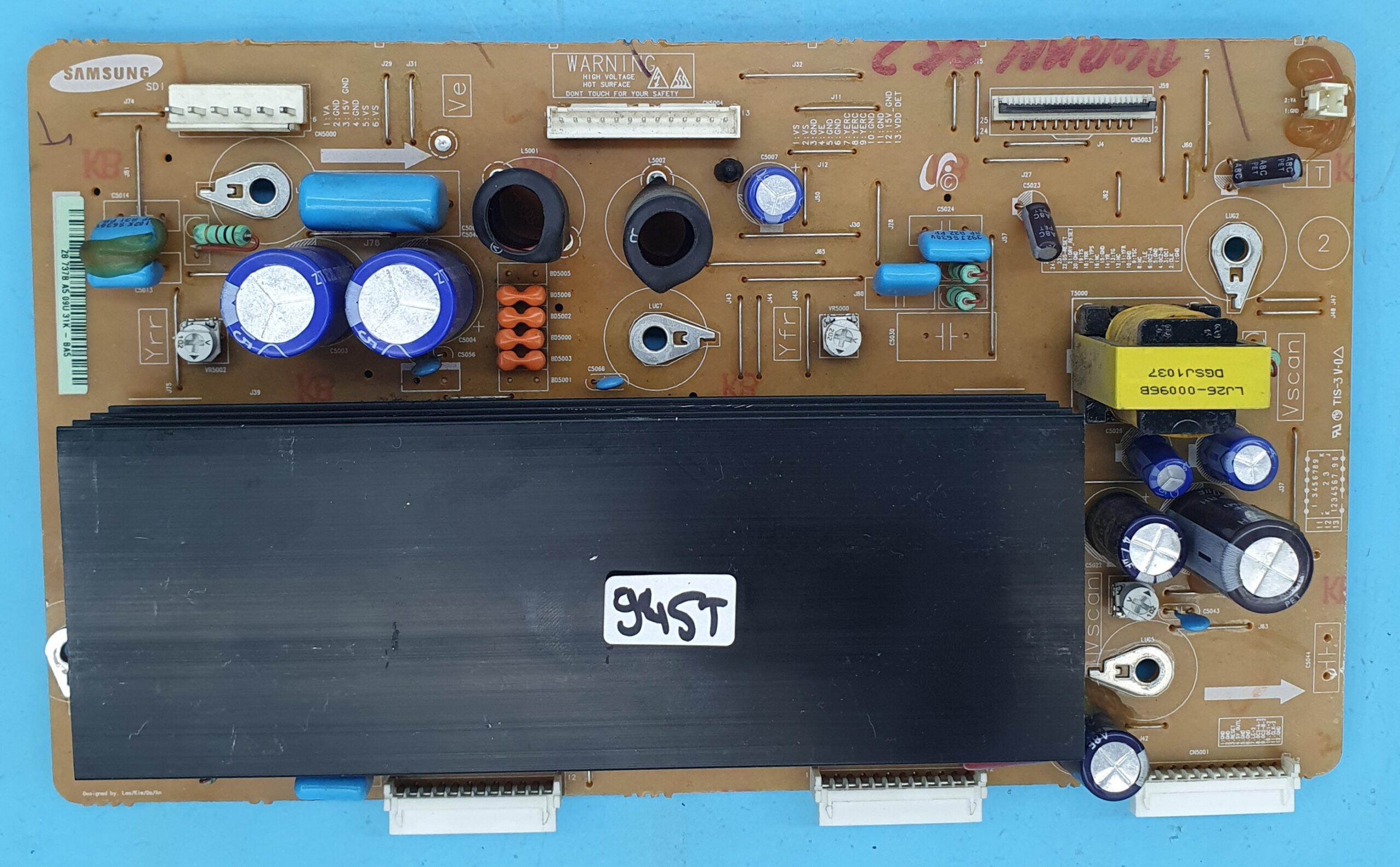 LJ41-08592A,LJ92-01737A LG Y-SUS (KDV DAHİL = 118 TL)