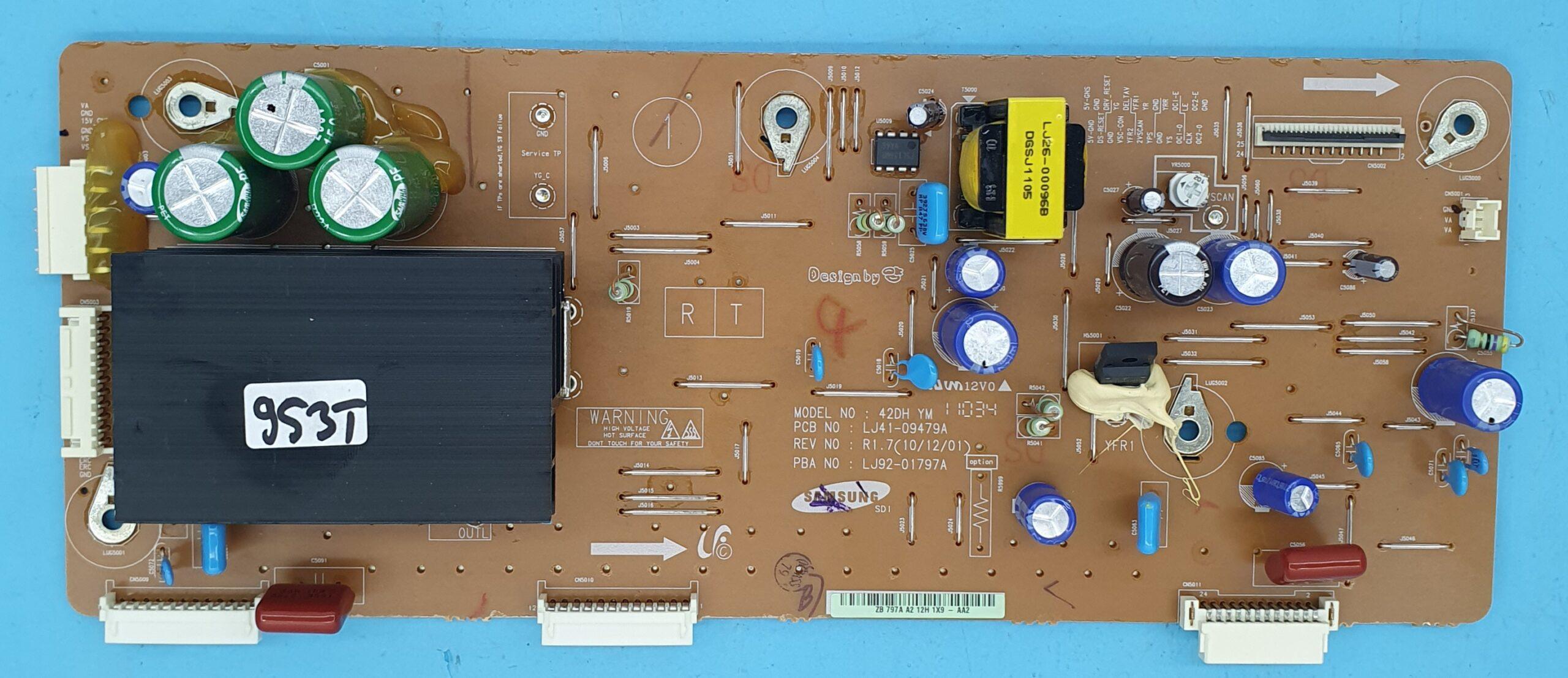 LJ41-09479A,LJ92-01797A SAMSUNG Y-SUS (KDV DAHİL = 130 TL)