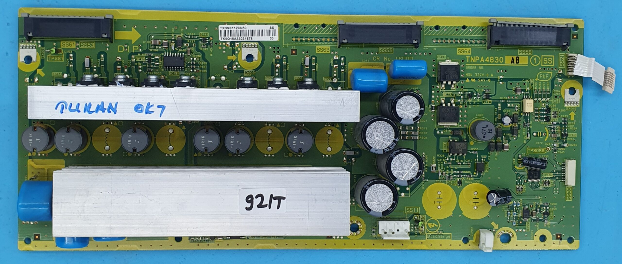 TNPA4830 PANASONIC Z-SUS (KDV DAHİL = 150 TL)